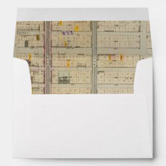 20 Ward 19 Envelopes