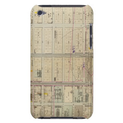 20 Ward 19 iPod Touch Cover