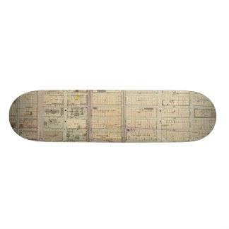 20 Ward 19 Skateboard