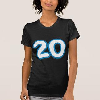 20 Year Birthday or Anniversary Shirt - Add Text