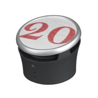 20 years anniversary bluetooth speaker
