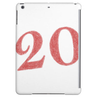 20 years anniversary case for iPad air
