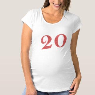 20 years anniversary maternity T-Shirt