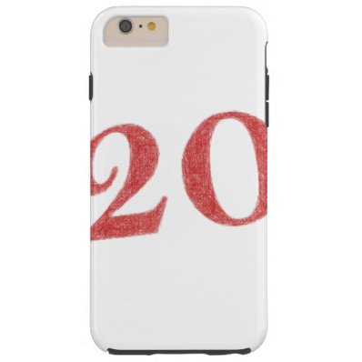 20 years anniversary tough iPhone 6 plus case
