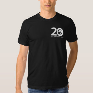 20 YEARS OF MAXIMIZING MY POSSIBILITIES TEE SHIRTS