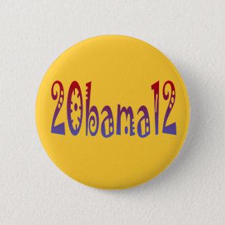 20bama12 pinback button