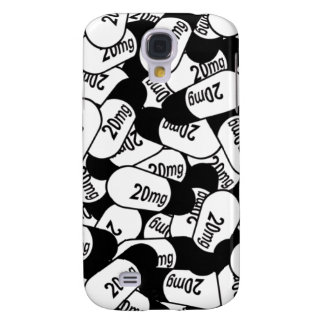 20mg Pills iPhone 3G/3GS Samsung Galaxy S4 Covers
