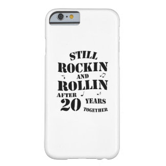 20th Anniversary - 20 Years Couples Gift Barely There iPhone 6 Case