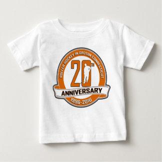 20th Anniversary Baby Fine Jersey T-Shirt