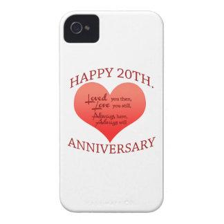 20th. Anniversary Case-Mate iPhone 4 Case