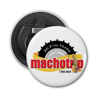 20th Anniversary Commemorative Magnetic Opener
