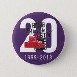 20th Anniversary Telluride by the Sea Button