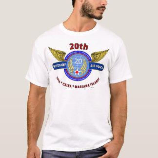 "20TH ARMY AIR FORCE ""ARMY AIR CORPS"" WW II T-Shirt"