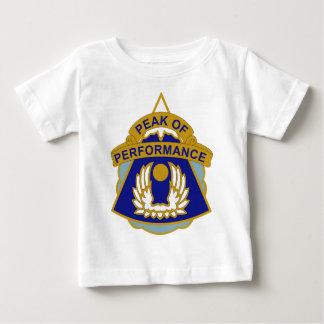 20th Aviation Battalion - Peak Of Performance Baby T-Shirt
