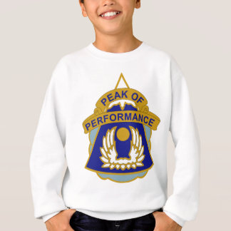 20th Aviation Battalion - Peak Of Performance Sweatshirt