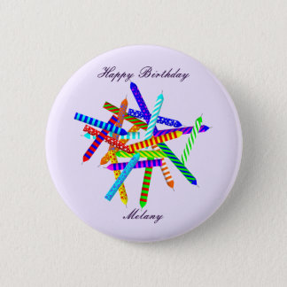 20th Birthday Gifts Pinback Button