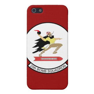 20th Bomb Squadron iPhone SE/5/5s Case
