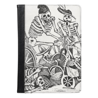 20th century Calavera iPad Air Case