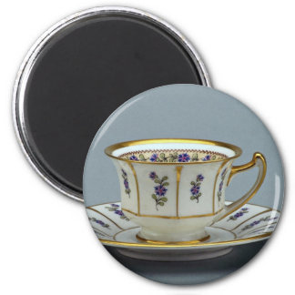 20th century coffee cup and saucer, Rosenthal, Ger Fridge Magnet