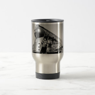 20th Century Limited Vintage New York Central Rail Travel Mug