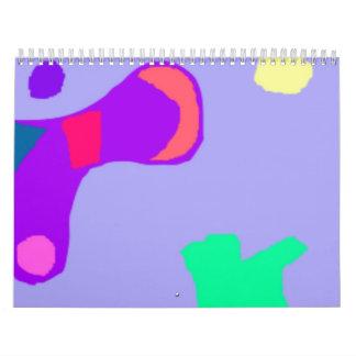 20th Century Painter Child's Dream Safe Calendar