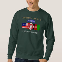 20TH ENGINEER BRIGADE AFGHANISTAN WAR SWEATSHIRT