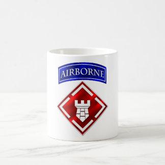20th Engineer Brigade Classic White Coffee Mug
