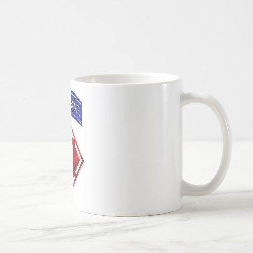20th Engineer Brigade Mug