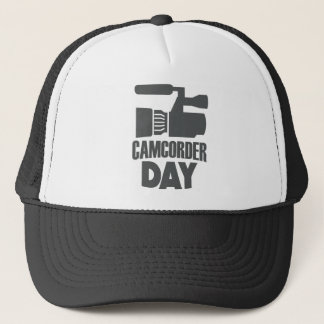20th January - Camcorder Day Trucker Hat