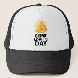 20th January - Cheese Lovers Day Trucker Hat
