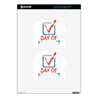 20th January - Day of Acceptance Xbox 360 Controller Skin