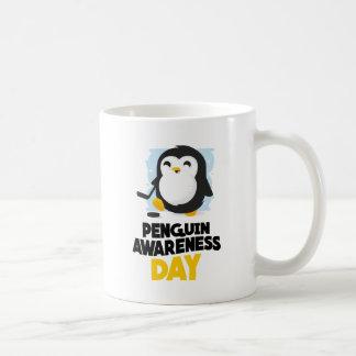 20th January - Penguin Awareness Day Coffee Mug
