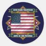 20th Maine Sticker
