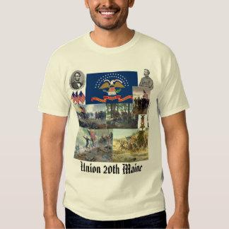 20th Maine volunteer infantry regiment Civil War Shirt