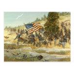 20th maine volunteer infantry regiment post card