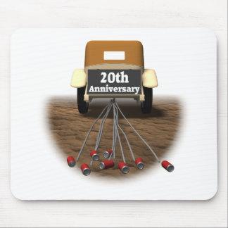 20thanniversaryt-shirts3 mouse pad