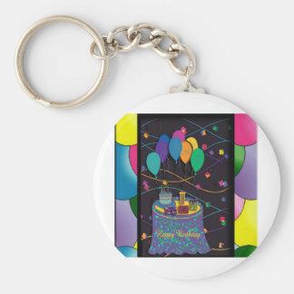 20thsurprisepartyyinvitationballoons copy keychains