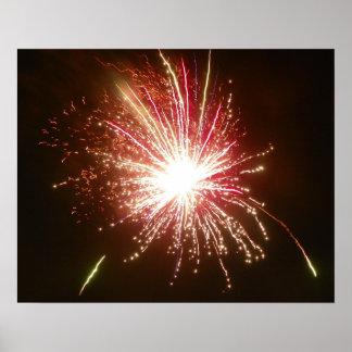 20x16 firework poster