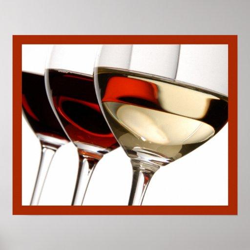 Wall Decor Wine Glasses : Wine glasses wall art zazzle