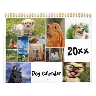 20xx Dog Calendar