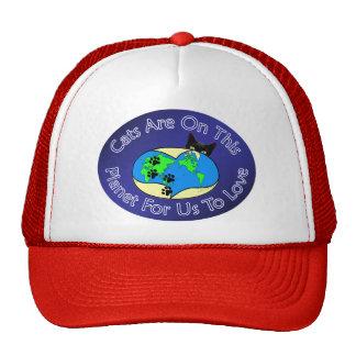 2101-LQ01-PK04 TRUCKER HAT