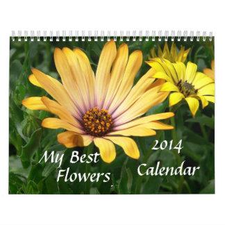 2104 mi mejor del mejor calendario de la flor