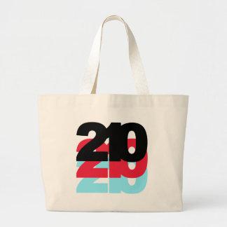 210 Area Code Bag
