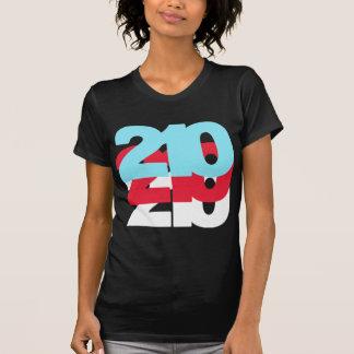 210 Area Code T Shirt