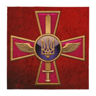[210] Ukrainian Air Force Emblem Coaster