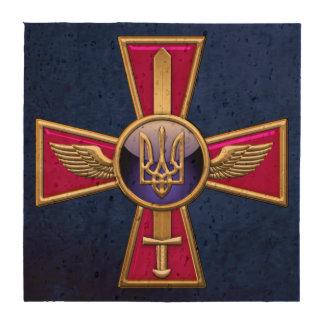 [210] Ukrainian Air Force Emblem Drink Coaster