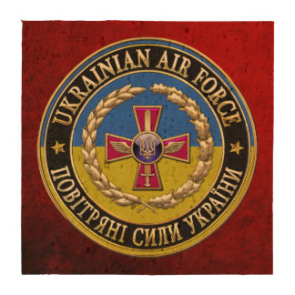 [210] Ukrainian Air Force [Special Edition] Coasters