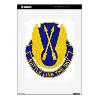 210th Aviation Regiment - Battle Line The Sky Skins For iPad 2