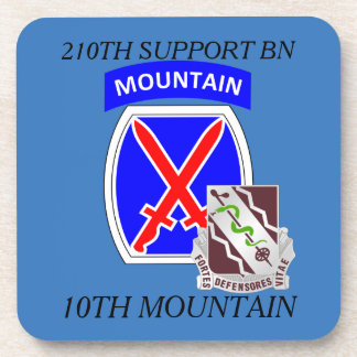210TH SUPPORT BATTALION 10TH MOUNTAIN COASTERS