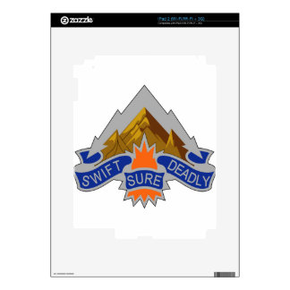 211th Aviation Group - Swift Sure Deadly Skin For The iPad 2